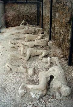 Pompeii Garden of the Fugitives